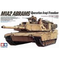 ABRAMS M1A2 120 MM  - 1/35