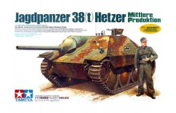 Hetzer Mid production 1/35