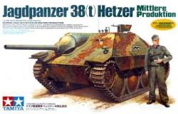 Hetzer Mid production 1/35
