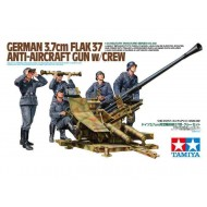 1/35 German Flak 37 w/Crew