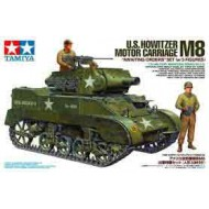 1/35 M8 Carriage w/3 figures
