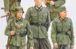 1/35 German Field Police Set