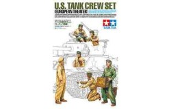 1/35 US Tank Crew Euro Theater