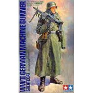 1/16 GERMAN MACHINE GUNNER