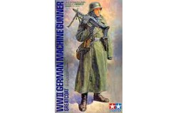 1/16 GERMAN MACHINE GUNNER