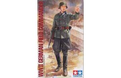 1/16 German field commander