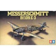 Messerschmitt BF109 E3 1/72