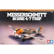 Messerschmitt BF109E-4/7 1/72
