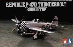 P-47D THUNDERBOLT BUBBLETOP 1/72