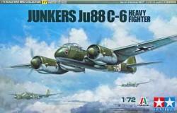 JUNKERS JU88 C-6 HEAVY FIGHTER 1/72