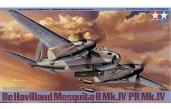 D H MOSQUITO B MKIV/PR MKIV 1/48