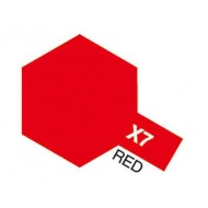 X-7 Red