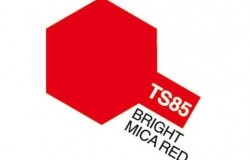 TS-85 Sprayfärg BRIGHT MICA RED TA85085