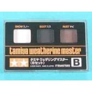 Weathering Master Set B Snow, Soot, Rust