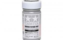 Tamiya Texture Paint-Pavement (Light Gray) 100ml Strukturfärg