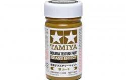 Tamiya Texture Paint-Grass (Khaki) 100ml Strukturfärg