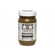 Tamiya Texture Paint-Soil (Dark Earth) 250ml Strukturfärg