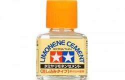 Tamiya Limonene Extra thin cement