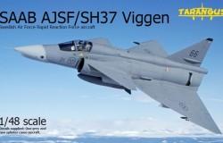 SAAB SH/SF37 Viggen recce SWERAP 1/48