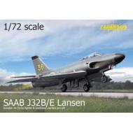 SAAB J32B/E Lansen 1/72