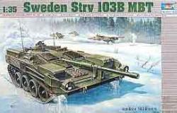 SWEDEN STRV 103 B MBT 1/35