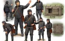 Soviet Soldier – Scud B Crew 1/35