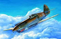 P-40B/C WARHAWK 1/72