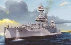 USS New York BB-34 1/350