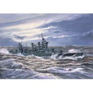 USS NEW ORLEANS CA-32(1942)  1/700