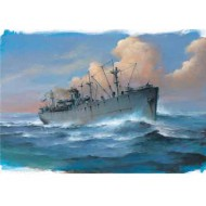 SS John W. Brown Liberty Ship 1/700