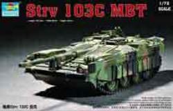 SWEDEN STRV 103C MBT 1/72