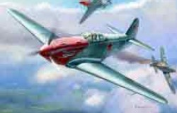 YAK-3 Soviet Fighter 1/48