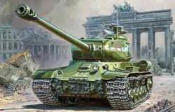 IS-2 Stalin  Heavy Tank 1/72 SNAP