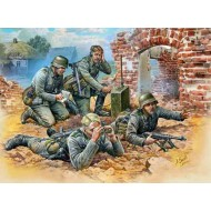German Reconnaissance Team 1/72