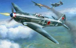 Yak-3 Fighter1/72 SNAP