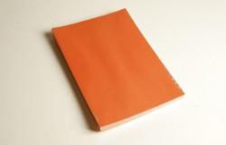 Fantasy karton 180g A4 m.orange