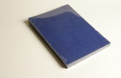 Fantasy karton 180g A4 m.blå