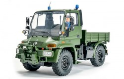 1:12 R/C MB Unimog U300 Military 2,4GHz 100% RTR