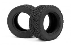 Wr8 Rally Off Road Tire (2Pcs)