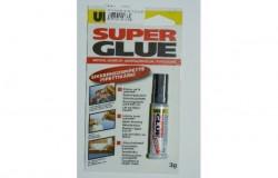 Uhu super glue 3 gr pipette tyndfl.