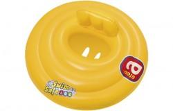 Swim Safe Φ69cm Triple Ring Baby Seat Step A