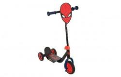 Spiderman mit første trehjulet løbehjul