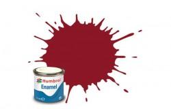 Paint enamel satin 14 ml satin brown