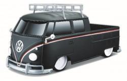 Volkswagen Pick up Type 2 1:16 27/40Mhz matt black