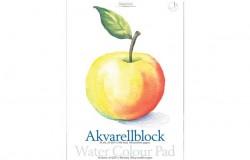 Watercolour pad Apple A4 20 sheets