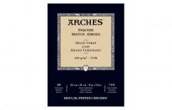 Arches Sketch pad glue 105 g 23x31cm 20 sh.