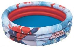 Spider-Man Φ1.22m x H30cm 3-Ring Pool