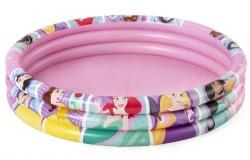 Princess Φ1.22m x H25cm 3-Ring Pool