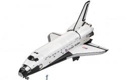 Gift Set Space Shuttle 40th Anniversary 1:72