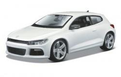 VW Scirocco R 1:24 white